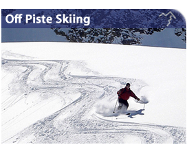 Off Piste Skiing Lessons