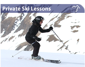Private Ski Lessons in Val d'Isere