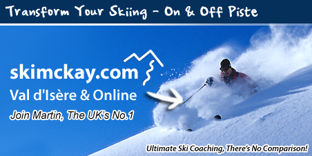 Learn To Ski - On and Off Piste in Val d'Isere and Online - skimckay.com